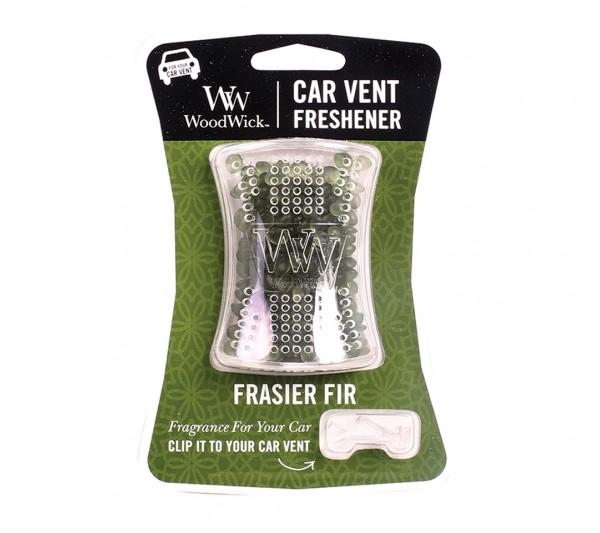WoodWick Odświeżacz do samochodu - Frasier Fir