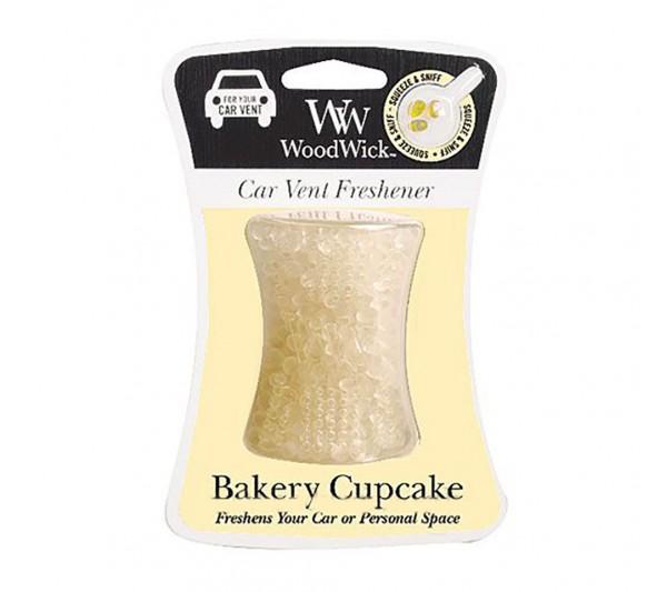 WoodWick Odświeżacz do samochodu - Bakery Cupcake