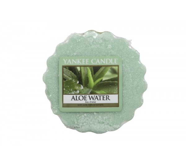 YANKEE CANDLE - wosk Aloe Water