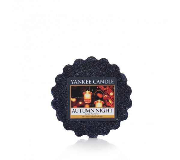 YANKEE CANDLE - wosk Autumn Night