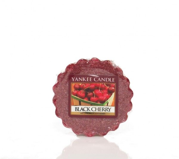 YANKEE CANDLE - wosk Black Cherry