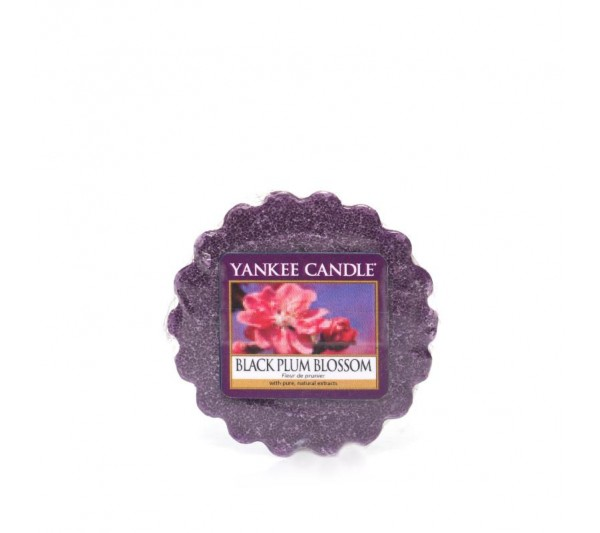 YANKEE CANDLE - wosk Black Plum Blossom