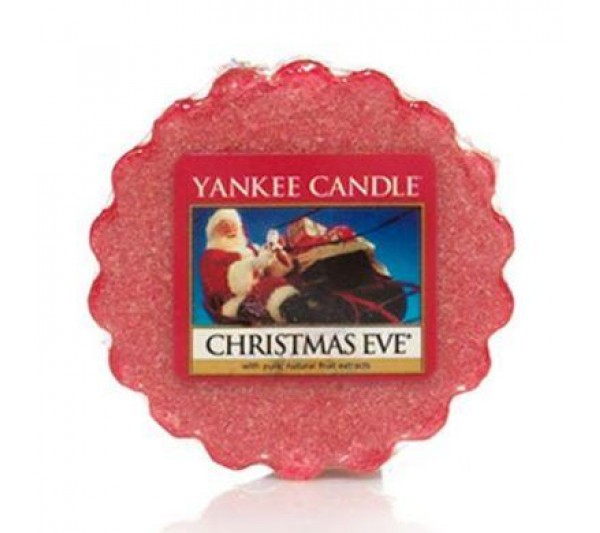 YANKEE CANDLE - wosk Christmas Eve