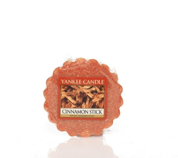 YANKEE CANDLE - wosk Cinnamon Stick