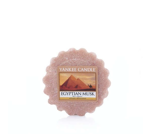 YANKEE CANDLE - wosk Egyptian Musk