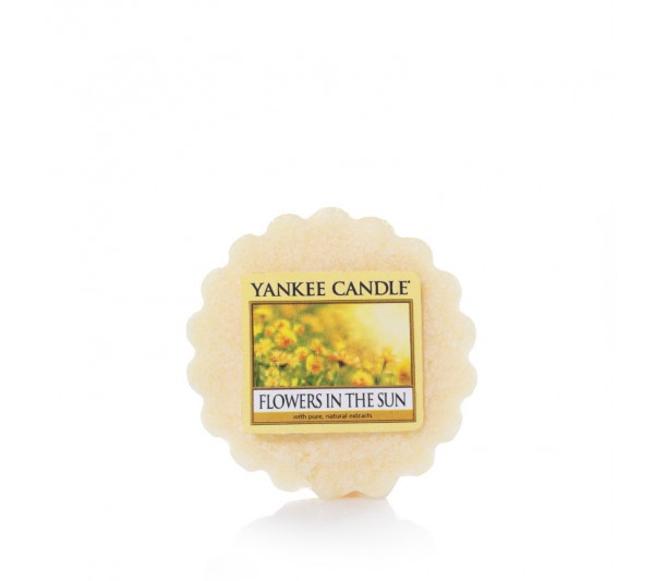 YANKEE CANDLE - wosk Flowers in the Sun