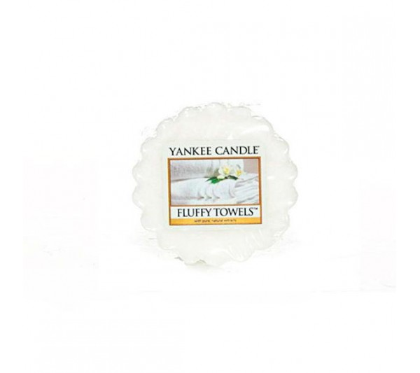 YANKEE CANDLE - wosk Fluffy Towels