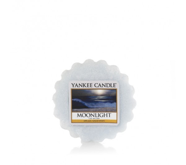 YANKEE CANDLE - wosk Moonlight