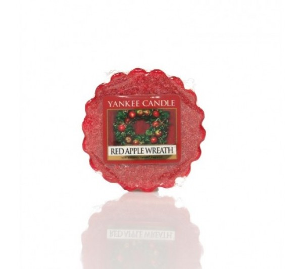 YANKEE CANDLE - wosk Red Apple Wreath