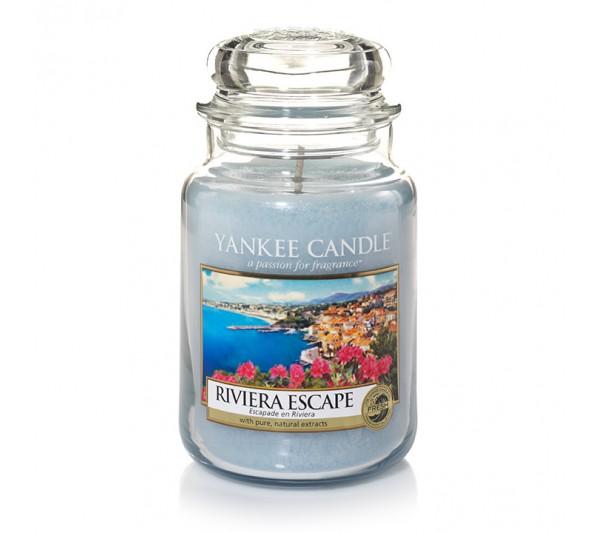 YANKEE CANDLE - Duża Świeca Riviera Escape