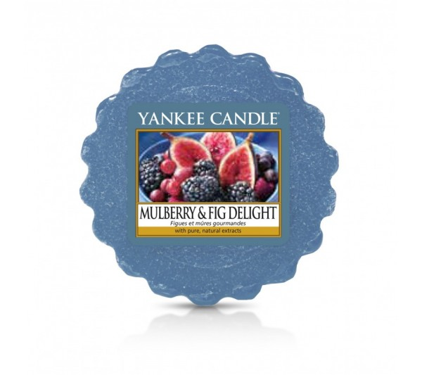 YANKEE CANDLE - wosk Mulberry & Fig Delight