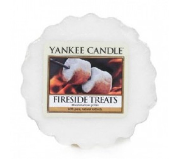 YANKEE CANDLE - wosk Fireside Treats