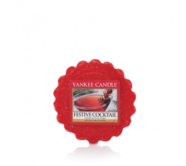 YANKEE CANDLE - wosk Festive Cocktail