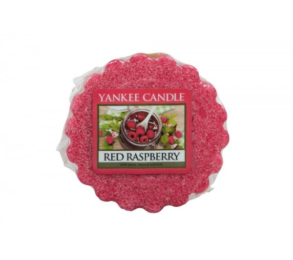 YANKEE CANDLE - wosk Red Raspberry