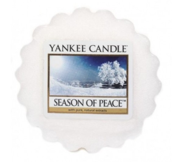 YANKEE CANDLE - wosk Season Of Peace