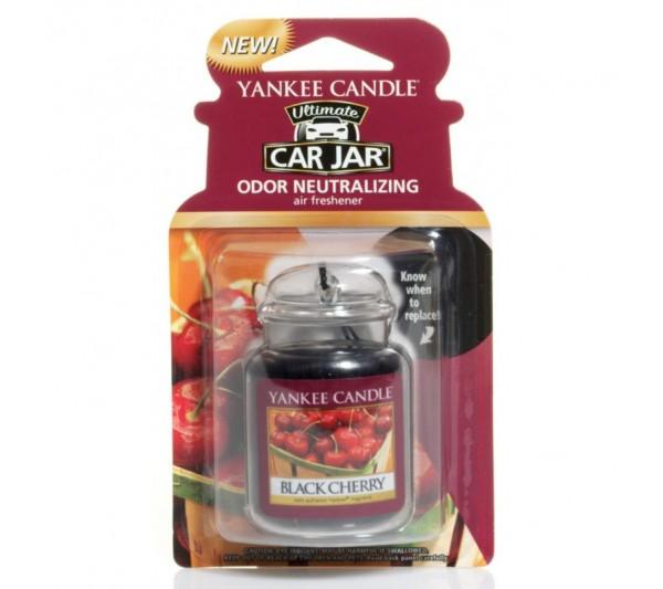 Yankee Candle - Car Jar® Ultimate Black Cherry