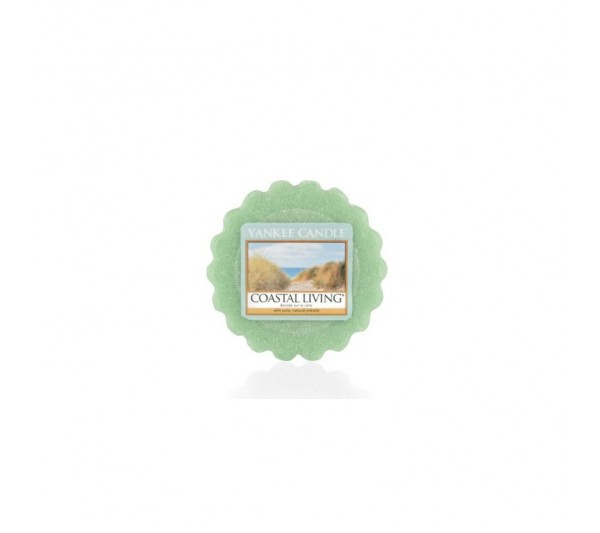 YANKEE CANDLE - wosk Coastal Living