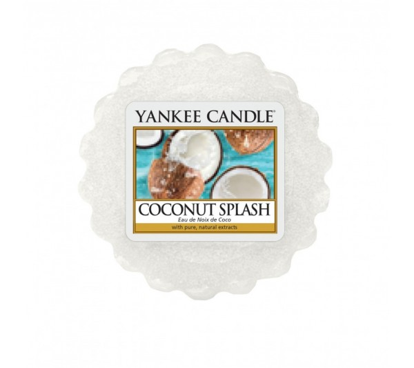 YANKEE CANDLE - wosk Coconut Splash