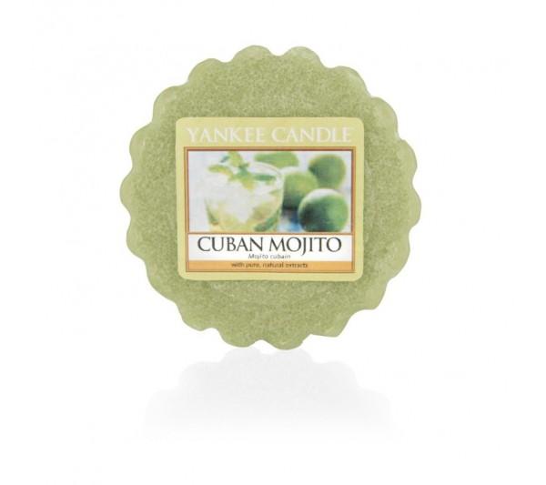 YANKEE CANDLE - wosk Cuban Mojito