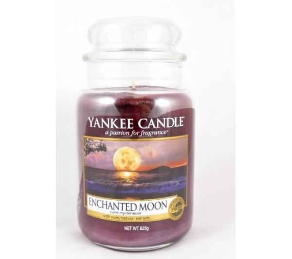 YANKEE CANDLE - Duża Świeca Enchanted Moon