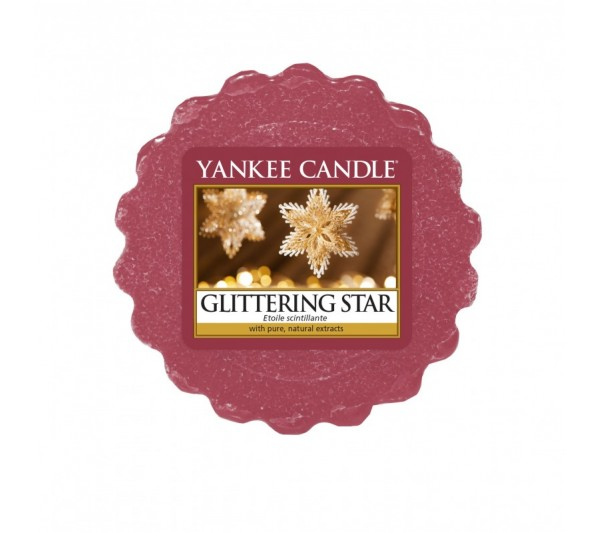 YANKEE CANDLE - wosk Glittering Star