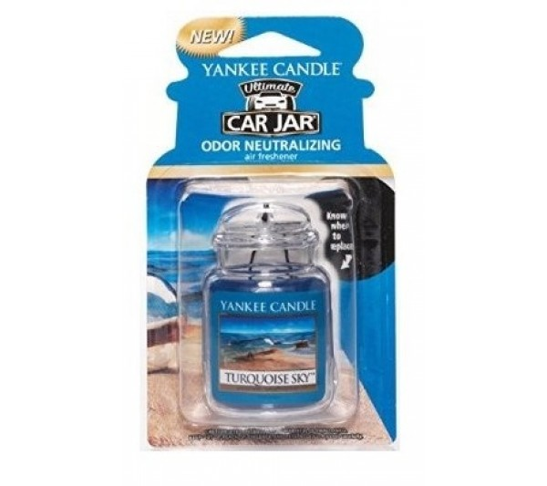 YANKEE CANDLE - car jar® ultimate Turquoise Sky™
