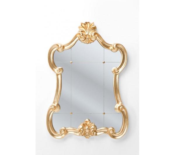 Kare design - Royal Gold Lustro Złote 113x79cm