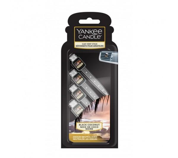 Yankee Candle - Car Vent Stick Black Coconut