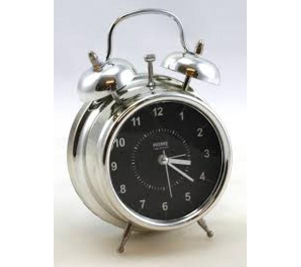 Domidea - Zegar budzik  17cm