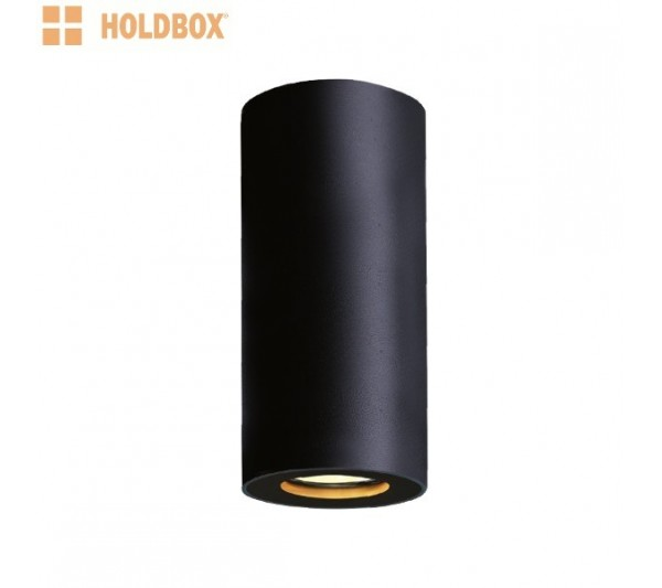 Holdbox - Lampa natynkowa Bari 13 Black