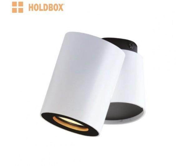 Holdbox - Lampa natynkowa Bari I Celing White