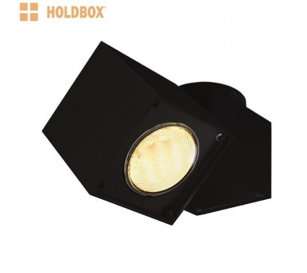 Holdbox - Lampa natynkowa Vasto Ceiling I Black
