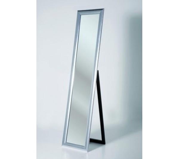 Kare design - Lustro stojące Modern Living srebrne 170x40cm