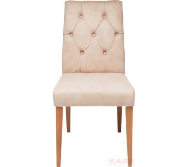Kare design - Krzesło Casual Buttons Cream