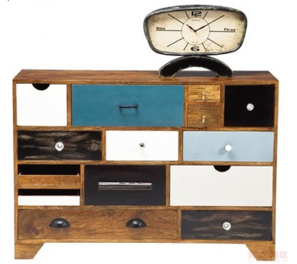 Kare design - Komoda Babalou (14 szuflad)