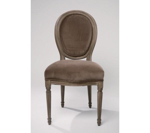 Kare design - Krzesło Villa Louis Fango Velvet