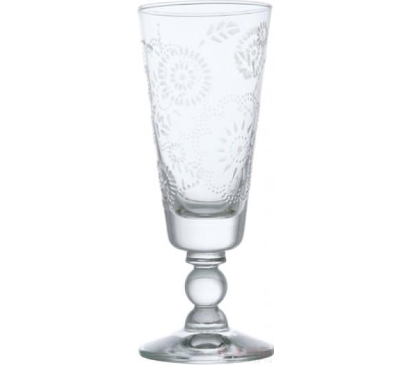Kare design - Kieliszek do szampana Iceflower