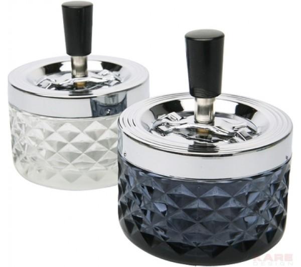 Kare design - Popielniczka Cristallo Smoke