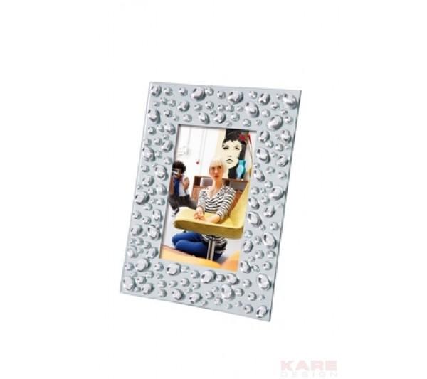 Kare design - Ramka na zdjęcia Bubbles 10x15cm