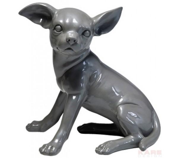 Kare design - Figurka dekoracyjna Chihuahua 2