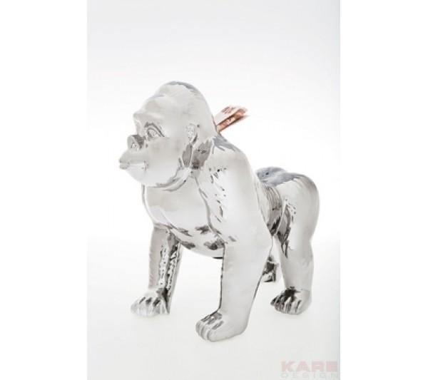 Kare design - Skarbonka Gorilla