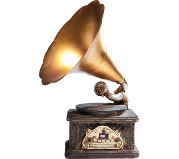 Kare design - Figurka dekoracyjna Gramophone