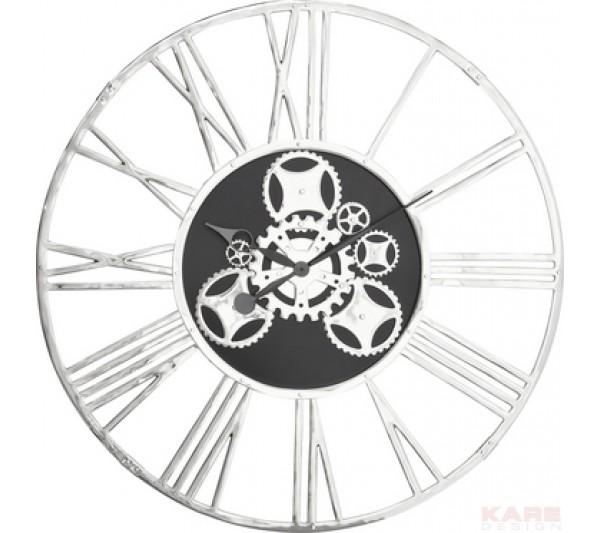 Kare design - Zegar ścienny Gear 120cm
