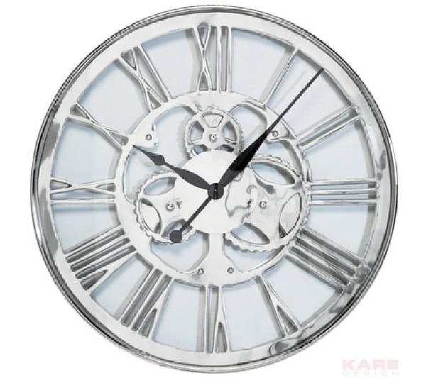 Kare design - Zegar ścienny Gear 60cm