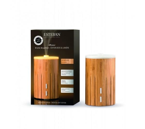 Esteban - Odświeżacz Ultradźwiękowy Wood & Light Edition