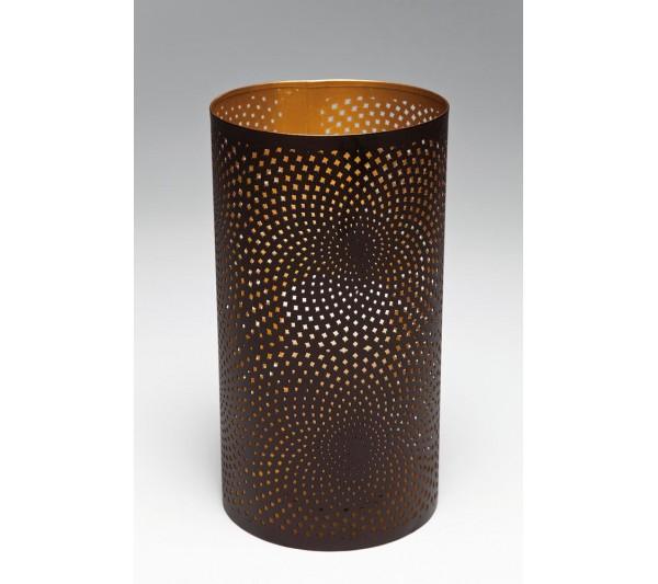 Kare design - Latarnia Etno Style 25cm wzór 4
