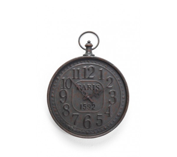 Kare design - Zegar ścienny Antyki 1870