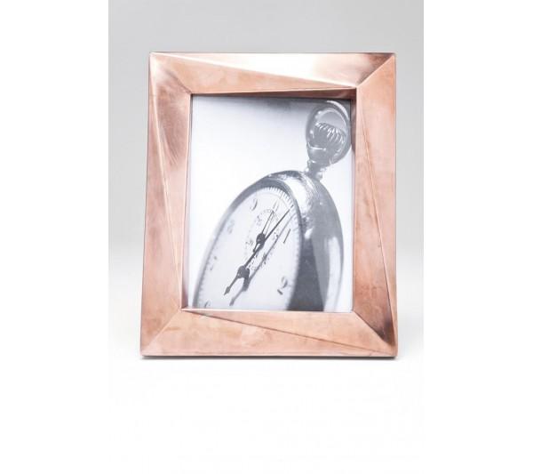Kare design -  Ramka Rifugio Copper 15x20cm