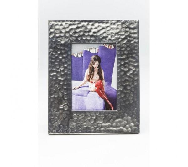 Kare design - Ramka Lunar Silver 13x12cm