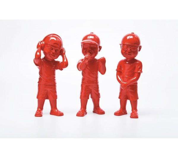 Kare design - Figurki dekoracyjne Red Boys